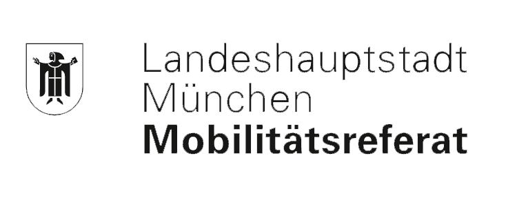 Logo - Landeshauptstadt München - Mobilitätsreferat